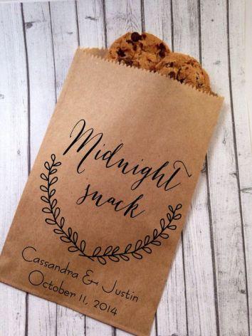 paper snack bag